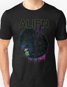 ALIEN XENOMORPH HORROR Unisex T-Shirt