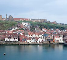 Lower harbour at Whitby by photoeverywhere