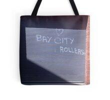 Bay CIty Rollers Tote Bag