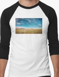Breaking Bad- RV scenery  Men's Baseball ¾ T-Shirt