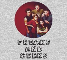 Freaks (and Geeks) by culkatk