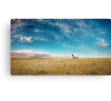 Breaking Bad- RV scenery  Canvas Print