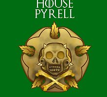 """""""House Pyrell"""" - Disney Meets Game of Thrones by CuriouserCloth"""