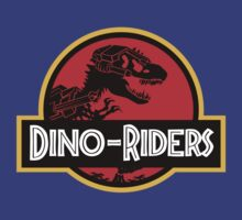 Dino-Riders by Blair Campbell