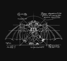 Vitruvian Songbrid by Zeryh