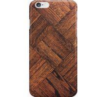 Hardwood iPhone Case/Skin