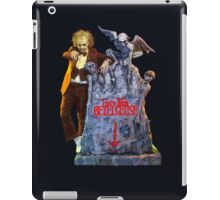 Here lies.... Betelgeuse iPad Case/Skin