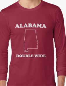 Alabama Double Wide Long Sleeve T-Shirt