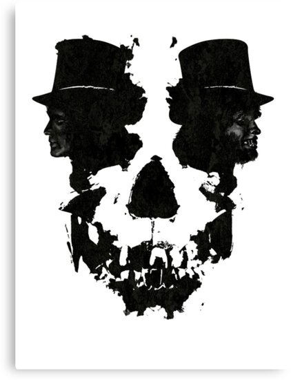 Skull of Jekyll/Hyde by sergiocpd