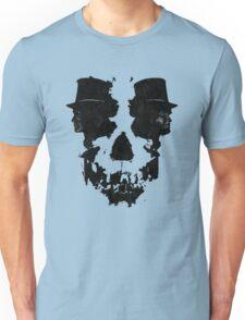 Skull of Jekyll/Hyde Unisex T-Shirt