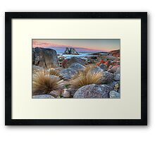 Grants Point, Tasmania Framed Print