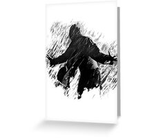 Freedom - The Shawshank Redemption Greeting Card