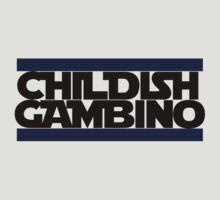 Childish Gambino Logo by australiansalt