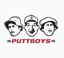 Putt Boys | Caddyshack + Pep Boys Kids Clothes