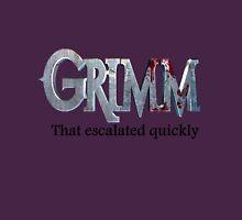 GRIMM in 3 Words Unisex T-Shirt