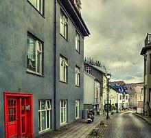 Mystery Street by Evelina Kremsdorf