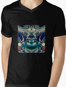 Jabba Mens V-Neck T-Shirt