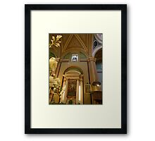 ©MS San Diego Temple IIAT Framed Print