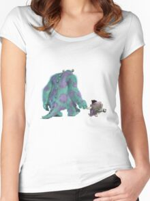 Kitty Women's Fitted Scoop T-Shirt