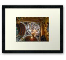 ©MS San Diego Temple IAT Framed Print