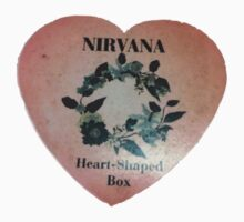 Nirvana Heart Shaped Box by mickykk123