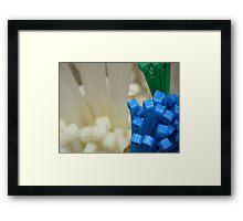 ©HS Plastic Belts IA Framed Print