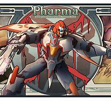 Pharma Nouveau by Mad Bee