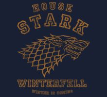 Game of Thrones House Stark 1 by nofixedaddress