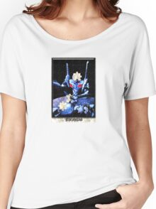 ©AS Puzzle EVA04 IA Women's Relaxed Fit T-Shirt