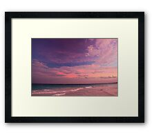 Mexican Nights Framed Print
