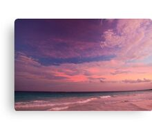Mexican Nights Canvas Print