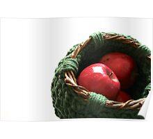 Embrace: Textile Art Vessel by Megan Walsh-Cheek Poster