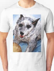 Bentley - Matt's Cattle Dog Unisex T-Shirt