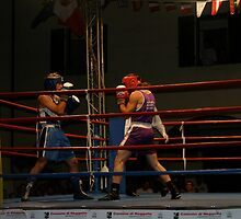 boxing by bertipictures