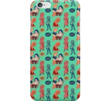 Agent of Pain iPhone Case/Skin