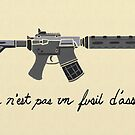 Treachery of Assault Weapons by TheHaloEquation