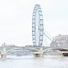 London eye (pencil) by shalisa