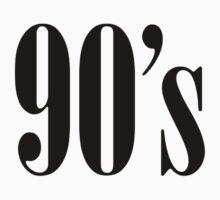 90's by brvndonngo