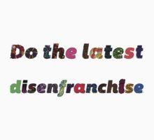 Do The Latest Disenfranchise One Piece - Short Sleeve