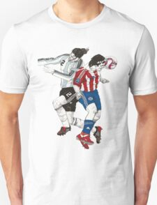 World Cup Soccer - Argentina x Paraguay T-Shirt