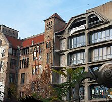 Kunsthaus Tacheles, Berlin by photoeverywhere