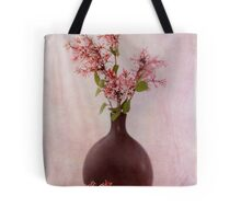 Study In Pink Tote Bag