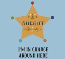 The Sheriff Kids Tee