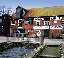 The Old Town Mills Andover by hootonles