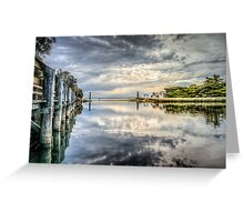 Lorne Reflections Greeting Card