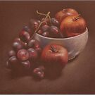 Apples and Grapes by Alan Stevens