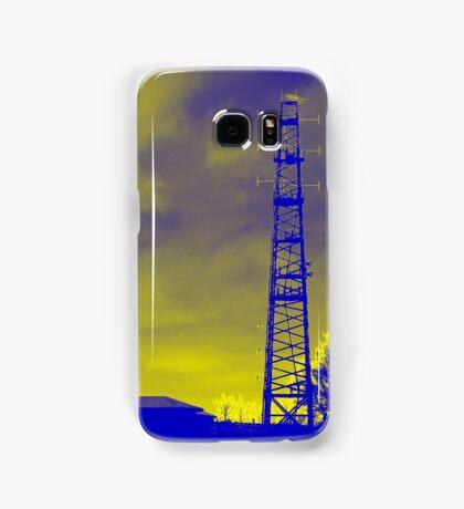 Psychedelic pylon Samsung Galaxy Case/Skin
