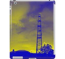 Psychedelic pylon iPad Case/Skin