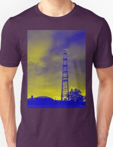 Psychedelic pylon Unisex T-Shirt