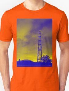 Psychedelic pylon T-Shirt